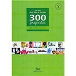 Livro - 300 Propostas de Artes Visuais