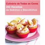 Livro - 200 Receitas de Bolinhos e Biscoitinhos