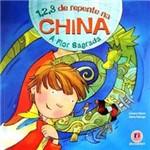 Livro - 1,2,3 de Repente na China - a Flor Sagrada