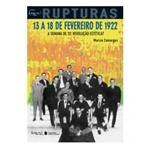 Livro - 13 a 18 de Fevereiro de 1922 - Semana de 22: Revolução Estética?