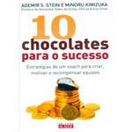 Livro - 10 Chocolates para o Sucesso