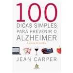 Livro - 100 Dicas Simples para Prevenir o Alzheimer