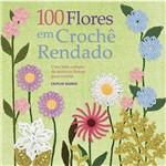 Livro 100 Flores em Crochê Rendado