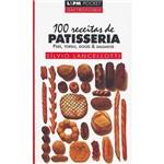 Livro - 100 Receitas de Patisseria - Pães, Tortas, Doces & Salgados
