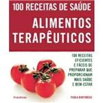 Livro - 100 Receitas de Saúde - Alimentos Terapêuticos
