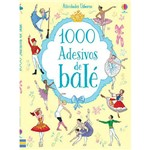 Livro - 1000 Adesivos de Balé