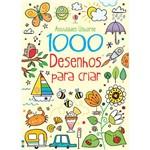 Livro - 1000 Desenhos para Criar
