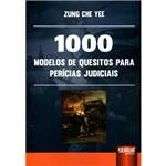 Livro - 1000 Modelos de Quesitos para Perícias Judiciais