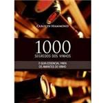 Livro - 1000 Segredos dos Vinhos