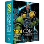 Livro - 1001 Comic Books You Must Read Before You Die
