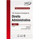 Livro - 1001 Questões Comentadas de Direito Administrativo FCC