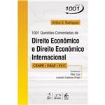 Livro - 1001 Questões de Direito Econômico e Direito Econômico Internacional - CESPE, ESAF, FCC