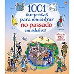 Livro - 1001 Surpresas para Encontrar no Passado em Adesivos