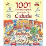Livro - 1001 Surpresas para Procurar na Cidade