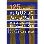 Livro - 125 Contos de Guy de Maupassant