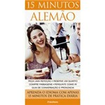 Livro - 15 Minutos - Alemão