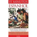 Livro - 15 Minutos Espanhol