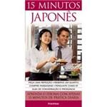 Livro - 15 Minutos Japonês