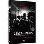 Livro - 15h17: Trem para Paris