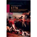 Livro - 1776, História dos Homens que Lutaram na Guerra Pela Independência dos Estados Unidos