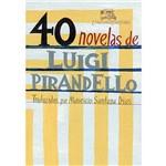 Livro - 40 Novelas de Pirandello