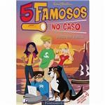 Livro - 5 Famosos no Caso: o Caso dos Piratas