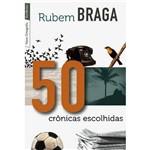 Livro - 50 Crônicas Escolhidas - Edição de Bolso