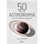 Livro - 50 Ideias de Astronomia