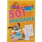 Livro - 501 Atividades: Laranja