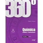 Livro - 360° Química: Cotidiano e Transformações - Vol. 3 - 1ª Ed