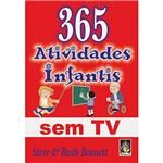 Livro - 365 Atividades Infantis Sem TV