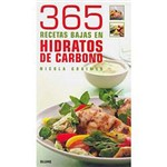 Livro - 365 Recetas Bajas En Hidratos de Carbono