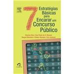 Livro - 7 Estratégias Básicas para Encarar um Concurso Público