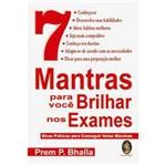 Livro - 7 Mantras para Você Brilhar Nos Exames