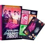 Livro - 79 Filmes Pra Assistir Enquanto Dirige + Card e Adesivos