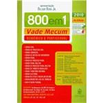 Livro - 800 em 1 Vade Mecum Acadêmico e Profissional
