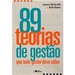 Livro - 89 Teorias de Gestão que Todo Gestor Deve Saber