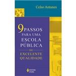 Livro - 9 Passos para um Escola Pública de Excelente Qualidade