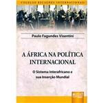 Livro - a África na Política Internacional