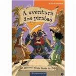 Livro - a Aventura dos Piratas: o Terrível Pirata Barba de Fogo - Vol. 3