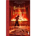 Livro - a Batalha do Labirinto - Percy Jackson e os Olimpianos - Livro 4