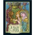 Livro - a Bela e a Fera: Conto por Imagens