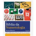Livro - a Bíblia da Numerologia