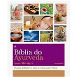 Livro - a Bíblia do Ayurveda