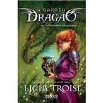 Livro - a Clepsidra de Aldibah - a Garota Dragão - Vol. 3