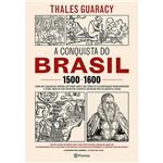 Livro - a Conquista do Brasil