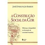 Livro - a Construção Social da Cor: Diferença e Desigualdade na Formação da Sociedade Brasileira