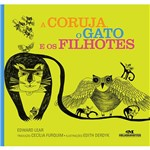 Livro - a Coruja, o Gato e os Filhotes (Livro+CD)