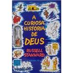 Livro - a Curiosa História de Deus