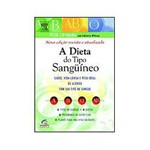 Livro - a Dieta do Tipo Sanguíneo